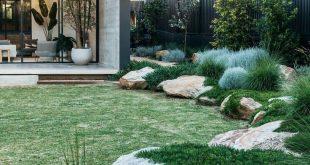 A simply beautiful contemporary Australian native Garden done so well. Garden de...