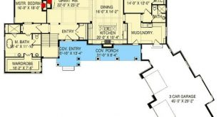Modern Prairie House Plan with Expansion Possibilities - 290064IY | Architectura...