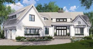 Plan 14665RK: Expandable Farmhouse House Plan with Options