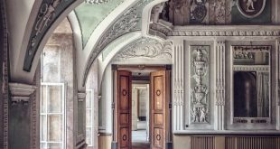 [intricate details] #abandoned #decay #forgotten #architecture #art