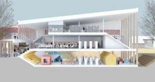 19Library Architecture - vintagetopia