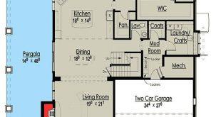 Plan 18270BE: Gorgeous Shingle-Style Home Plan