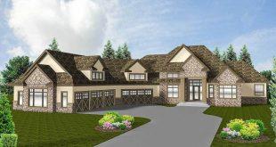 Plan 81608AB: Impressive Family Home Plan
