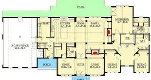 Unique Hidden Loft Adds Sanctuary or Playroom - 23238JD | Architectural Designs ...