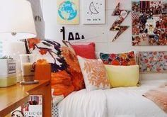 30 Inspired DIY Projects For Your Dorm Room#home #homedecor #architecture - Ho...