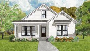 Birch Street - Coastal Home Plans