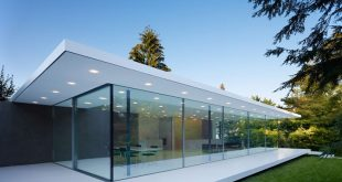 Haus D10 by Werner Sobek - Dezeen The Modern Day Le Corbusier