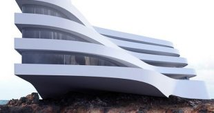 Striking Architectural Concepts by Roman Vlasov